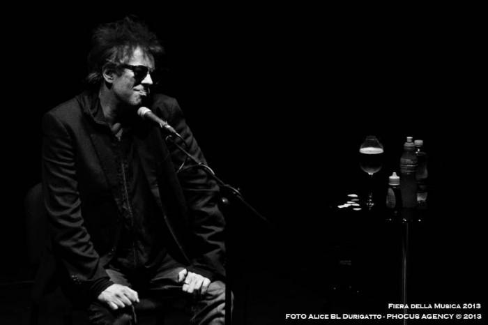 Ian Mc Culloch – Fiera della Musica 2013
