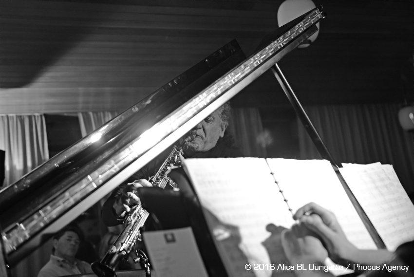 Udine, 19-05-2016 - ALLA VEDOVA- cena con musica jazz - Foto Alice BL Durigatto / Phocus Agency 2016